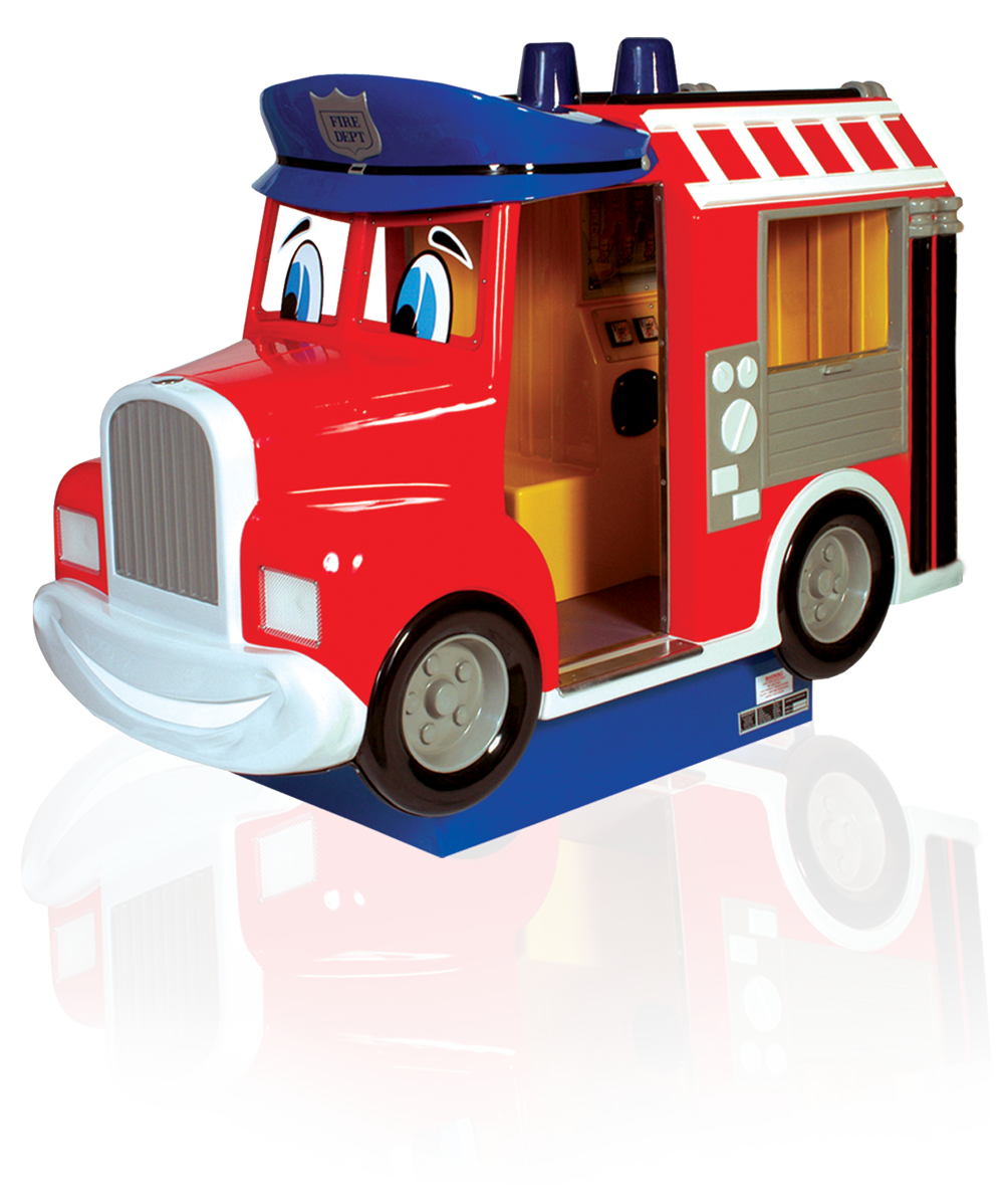 Fred-Fire-Truck